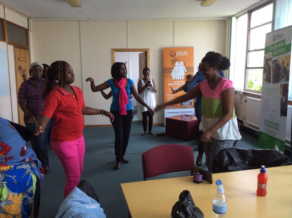 support and action women's network - SAWN